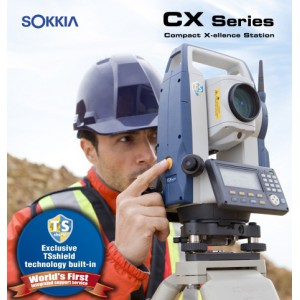 Тахеометр Sokkia CX-105L