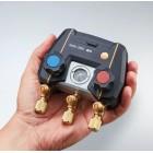 testo 550i - Цифровой манометрический коллектор с 2-х ходовым блоком клапанов и Bluetooth, управляемый через приложение