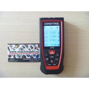 Лазерный дальномер-рулетка CONDTROL XP3 + отражательная пластина