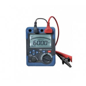 DT-6605 Мегаомметр - измеритель сопротивления изоляции