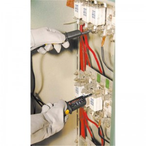 DT-9021(DT-9121) Указатель напряжения и правильности подключения (тестер)