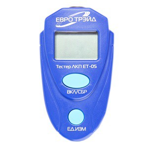 Толщиномер-тестер ET-05